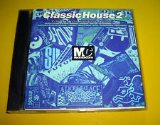 """CD """" CLASSIC HOUSE 2 -  MASTERCUTS """" BEST OF / 12 SONGS / VARIOUS"""