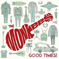 THE MONKEES - GOOD TIMES! - NEW CD ALBUM