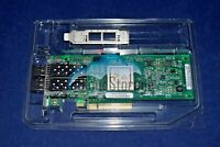 QLE2562 QLOGIC QLE2562-CK SANBLADE 8GB FC DUAL PORT PCIE HBA BOTH BRACKETS