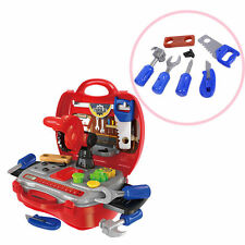 Tool Box Toy Power Tools Construction for Kids Pretend Playset Play Tools Gift