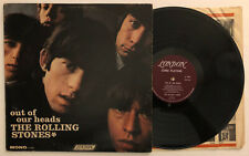 Rolling Stones - Out Of Our Heads - 1965 US Mono London Unboxed Labels (EX)