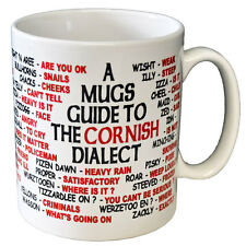 Cornish Cornwall Dialect Coffee - Tea Mug - Joke - Idea Gift / Secret Santa