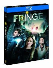 FRINGE - Complete Season 5 Fifth TV Series - Anna Torv NEW Blu-Ray Region Free