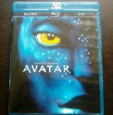 AVATAR : BLU-RAY + DVD (de JAMES CAMERON, envoi suivi)