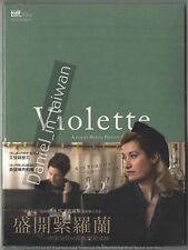 Violette (France 2013) DVD TAIWAN ENGLISH SUBS