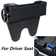 Autositz Tasche Armlehne Fahrersitz Aufbewahrung Box Ablagefach Becherhalterung
