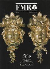 FMR  N°19 Avril 1989 Edition Française L´étoile de Sassetta  Folies-Malaysiennes