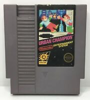 Nintendo NES Urban Champion Video Game Cartridge *Authentic/Cleaned/Tested*
