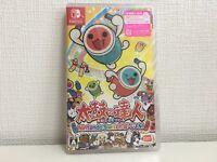 Nintendo Switch TAIKO NO TATSUJIN Nintendo switch version