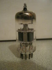 Válvula triodo doble PCC189/7ES8/Tubo-Vhf Y Audio utiliza (análisis buena)