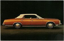 1973 Ford LTD 4-Door Hardtop Automobile Advertising Postcard