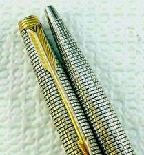 Parker 75 Sterling Silver Cisele Ballpoint Pen