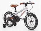 Greenway niño 16 pulgadas Estructura de acero Bicicleta con apoyo rueda,hi
