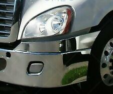 Freightliner Cascadia Chrome Extension Corner Bumper (Pair) # 12136