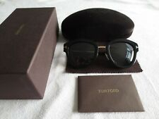Tom Ford black / gold glasses frames. Mia-02. With case.