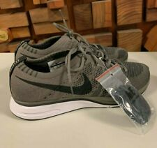 Nike FlyKnit Trainer Medium Olive Sneakers AH8396-200 Size 8