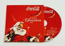 Coca-Cola Greatest Christmas Hits - Various | CD Cardsleeve Rarität OOP Promo