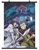 5654 Magi Decor Poster Wall Scroll cosplay