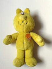 Henry's Cat soft toy   Yellow Cat   1980's    Original
