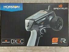 Spektrum RC SPM5120 DX5C 5-Channel DSMR Surface Radio w/SR6100AT Receiver New!!