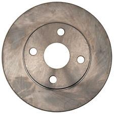 Disc Brake Rotor-Non-Coated Front ACDelco Advantage 18A311A