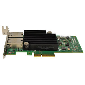 Dell X550-T2 10G Ethernet Converged Network Adapter 0C4D5P C4D5P LP