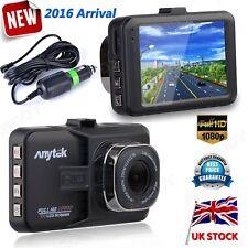 HD 1080P 3'' In Vehicle Car Dash Camera Video Recorder Cam DVR HDMI G-sensor New