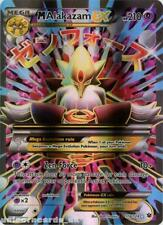 Mega Alakazam EX 118/124 Fates Collide Rare Ultra Mint Pokemon Card