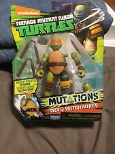 tales of the teenage mutant ninja turtles mutations mix and match Mikey
