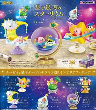 Kirby Super Star Mini Figure Kirby's Starrium All 6 set Japan NEW Re-ment