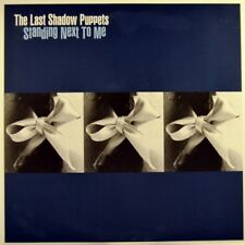 "7"" THE LAST SHADOW PUPPETS Standing Next To Me DOMINO Indie Rock 2008 like NEW!"