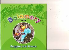BALAMORY BUGGIES AND PRAMS BOOK KIDS