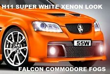 Xenon FOG LIGHT Globes Commodore H11 VE Omega FG Camry Aurion Falcon BMW E90
