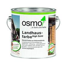 2,5L Osmo Color Landhausfarbe Karminrot 2311
