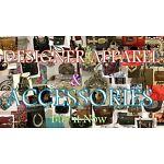 Designer Apparel and Accessories