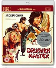 Drunken Master (Masters Of Cinema) (Dual Format) [New Blu-ray] With DVD, UK -