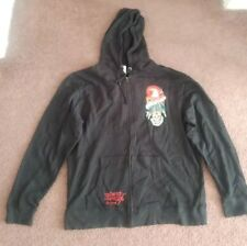 Don ed hardy zip-up Sweater For Men
