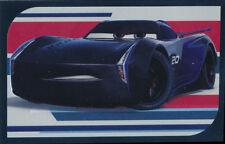 Panini-Cars 3, cromos-sticker x16