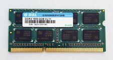 4GB Laptop RAM ~ DDR3 1600MHz ~ PC3 12800S SODIMM Memory 204pin iMac Notebook