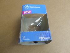 Westinghouse 03143 60W G-30 Clear Bulb