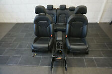 Audi RSQ3 Q3 8U Sport Leder Lederausstattung Sitze Lenkrad Schwarz SHZ