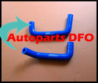 FOR NISSAN SILICONE BREATHER HOSE BLUE PATROL GQ TB42S ENGINE