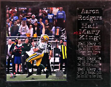 Aaron Rodgers Packers Hail Mary King plaque