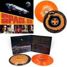 Ennio Morricone Space 1999 Vinyl LP Death Waltz Limited Edition Orange White New