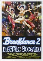 Breakdance 2 - Electric Boogaloo (DVD -Quadrifoglio -Audio: ITA, ING, TED) Nuovo