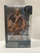 Star Wars Black Series #4 Chewbacca Figure