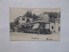 CARTOLINA TRENTINO TRENTO MENDELPASS GRAND HOTEL PENEGAL