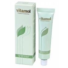 Crema viso donna notte cellulare pelle molto secca Vitamol 8 professionale