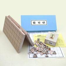 IGOLAB JAPANESE SHOGI Wood Koma Board Set size:6 from JAPAN