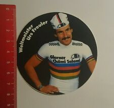 ADESIVI/Sticker: Weltmeister Urs Freuler GLARIS chämi salame (090916173)
